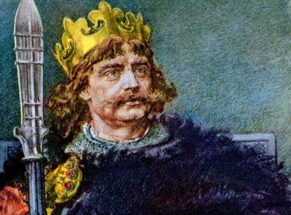 Chrobry traktował Brunona z Kwerfurtu jak najbliższego przyjaciela (źródło: domena publiczna).
