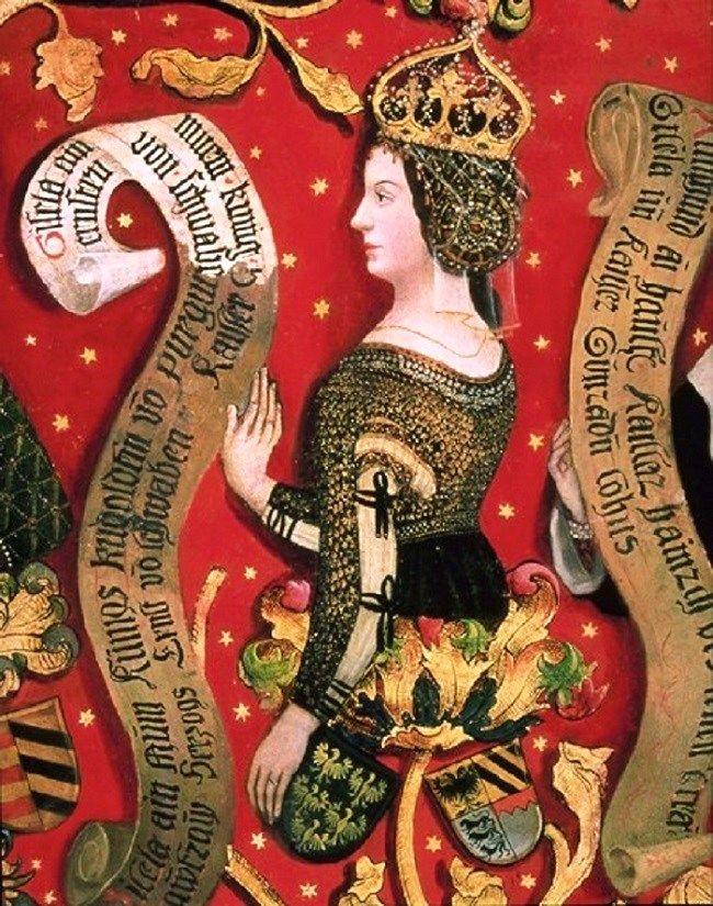 Wielką orędowniczką polskich buntowników była cesarzowa Gizela (źródło: domena publiczna).
