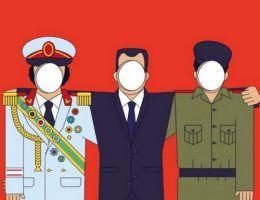 """Kup już dzisiaj książkę """"Jak zostać dyktatorem"""" na empik.com."""