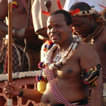 Król Mswati III ma zdecydowanie oryginalne preferencje seksualne (fot. Amada44 lic. domena publiczna).