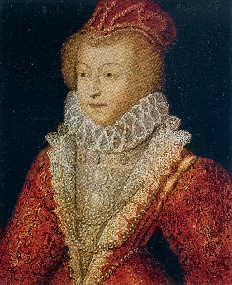Nawet status faworyta króla i kochanka królewskiej siostry nie uratował krewkiego minionka d'Amboise. Na obrazie Małgorzata de Valois, znana lepiej jako królowa Margot (źródło: domena publiczna).