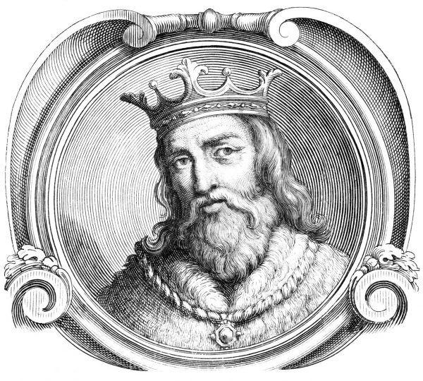 Mieszko II postawił los państwa na jedną kartę. Niestety, niewłaściwą... (źródło: domena publiczna).
