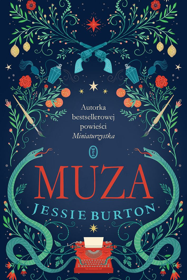 """Inspiracją do napisania artykułu stała się powieść Jessie Burton pod tytułem """"Muza"""" (Wydawnictwo Literackie 2016)."""
