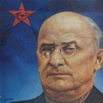 """Czy to możliwie, że człowiek odpowiedzialny za cierpienie setek tysięcy naszych rodaków był przychylnie nastawiony do Polaków? Na ilustracji Beria na okładce """"Time'a"""" z 20 lipca 1953 roku."""