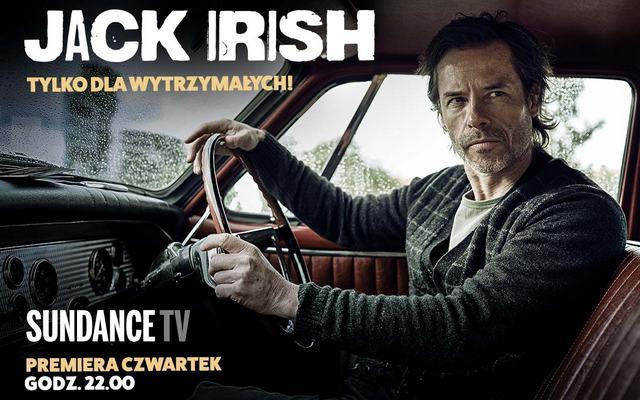 W rolę serialowego Jacka Irisha wciela się Guy Pearce – jeden z najbardziej wszechstronnych aktorów swojego pokolenia.