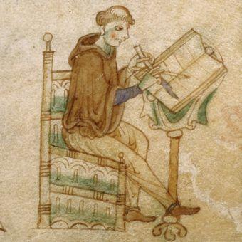 Ile z tego co zapisali średniowieczni kronikarze jest prawdą? (źródło: domena publiczna).