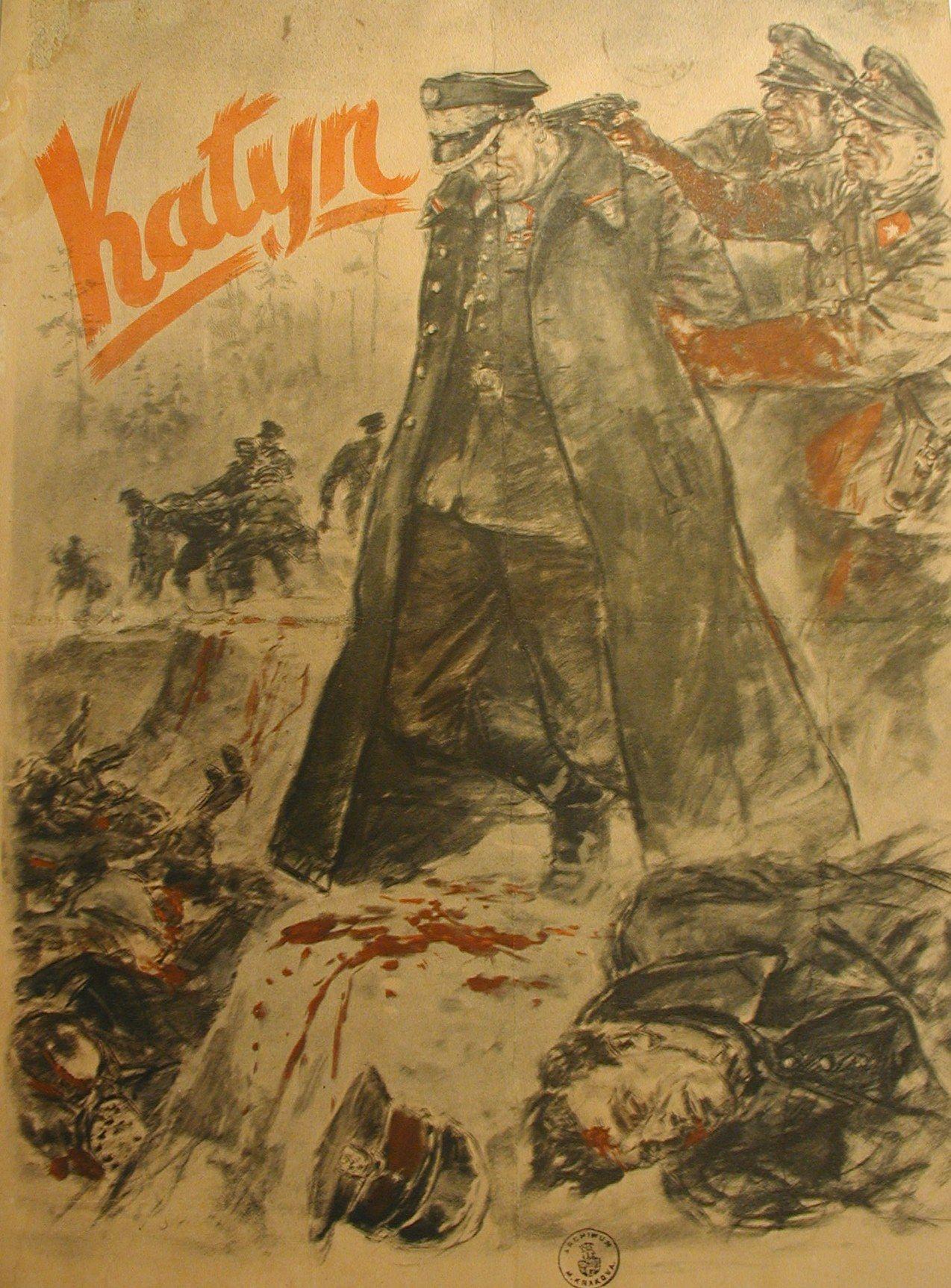 Istnieje wiele poszlak wskazujących na to, że tak naprawę Beria wcale nie popierał rozkazu o zamordowaniu polskich oficerów (źródło: domena publiczna).