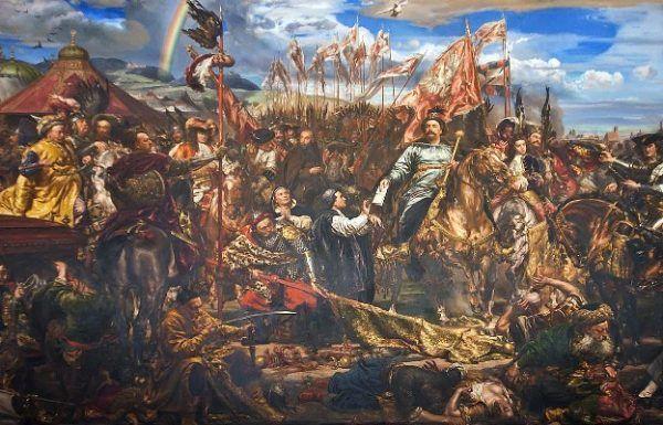 Był czas kiedy w Europie z Polską musiał się liczyć każdy (źródło: domena publiczna).
