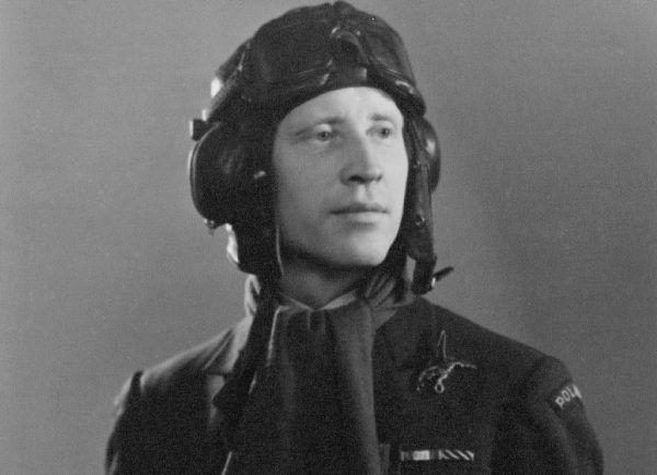 O kunszcie Witolda Urbanowicza najlepiej świadczy fakt, że jego samolot nigdy nie został trafiony przez wroga (źródło: archiwum rodzinne Witolda Urbanowicza; materiały prasowe).