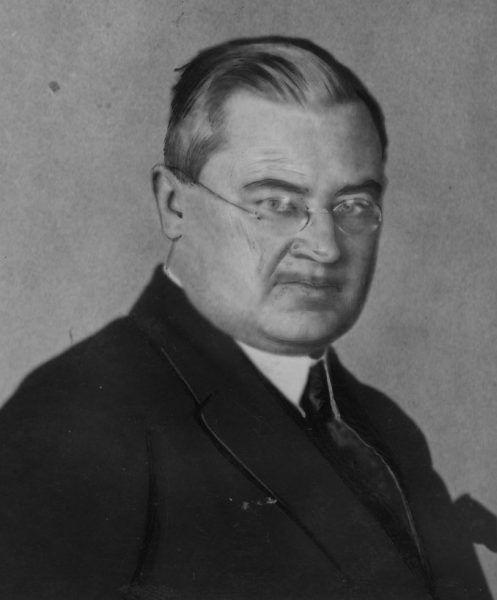 Adolf Szyszko-Bohusz. To od niego wszystko się zaczęło.