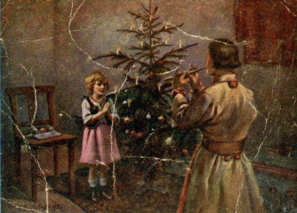Pod okupacją Polacy tęsknili do świąt z błyszczącą świeczkami choinką i śpiewaniem kolęd. Zamiast tego żyli w ciągłej obawie o własne bezpieczeństwo.