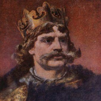 Najsłynniejszy wizerunek Bolesława Chrobrego pędzla Jana Matejki (źródło: domena publiczna).