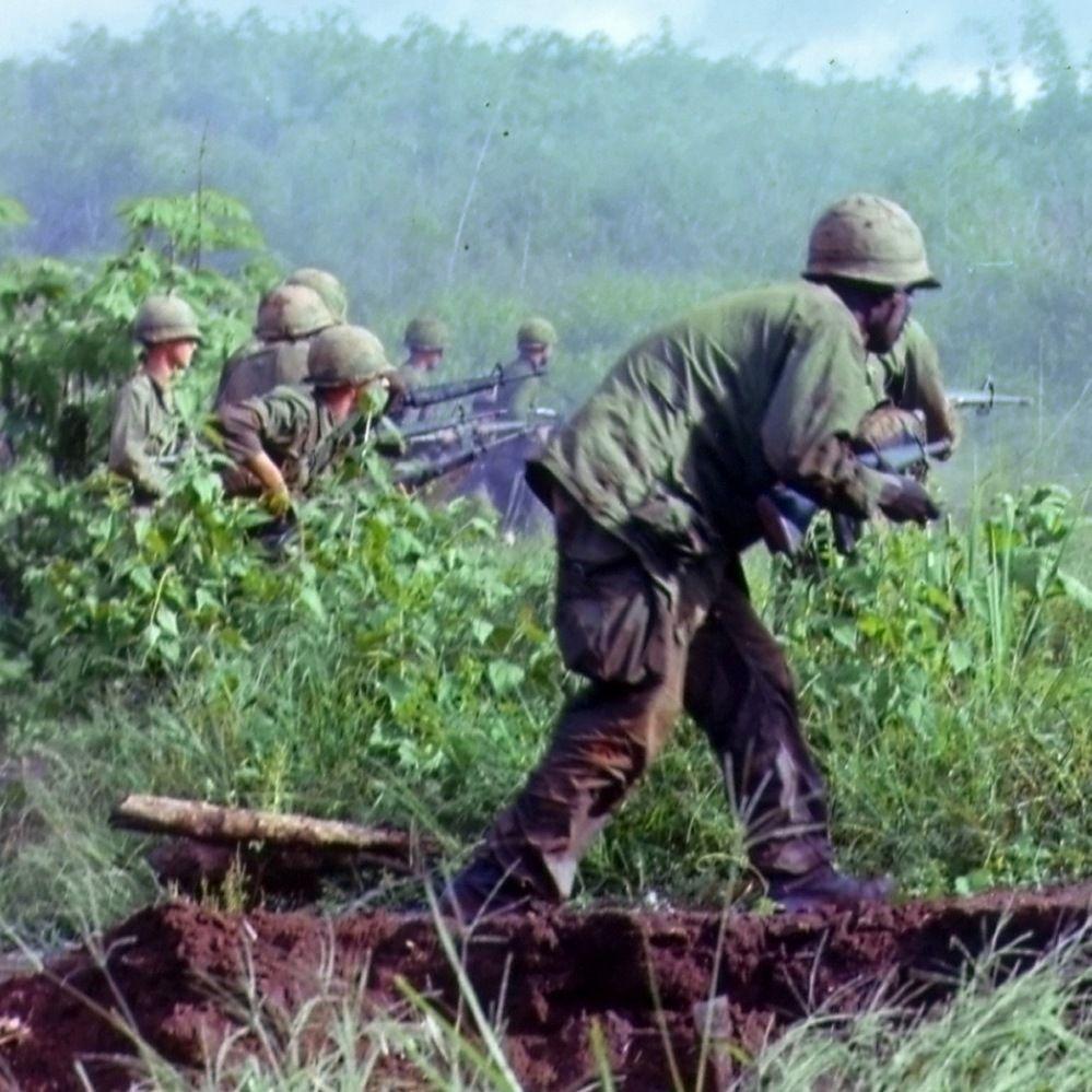 Czy Amerykanie Mogli Wygrać Wojnę W Wietnamie