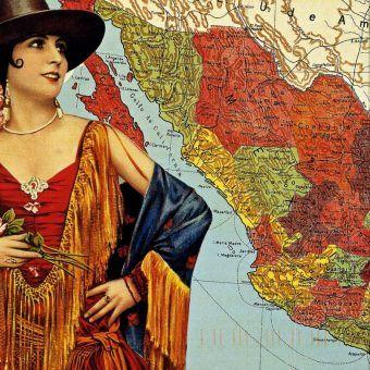 Na starcie Meksyk był w zacznie lepszej sytuacji niż Stany Zjednoczone, coś poszło jednak bardzo nie tak (źródło: domena publiczna).