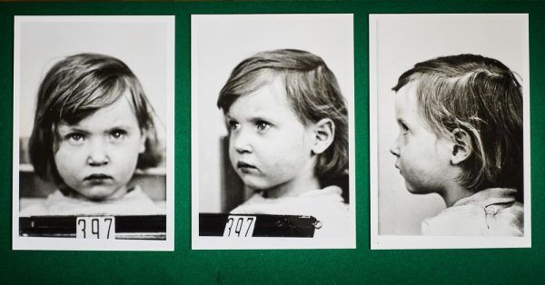 Barbara Paciorkiewicz była jednym z dziesiątek tysięcy polskich dzieci porwanych przez nazistów (źródło: archiwum domowe Barbary Paciorkiewicz).
