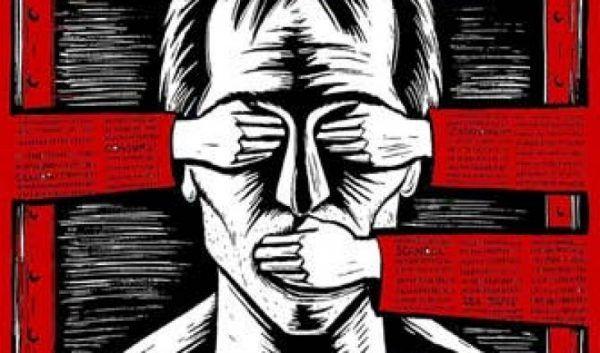 Czy Polacy faktycznie mają cenzurę w genach? (rys. Bill Kerr).