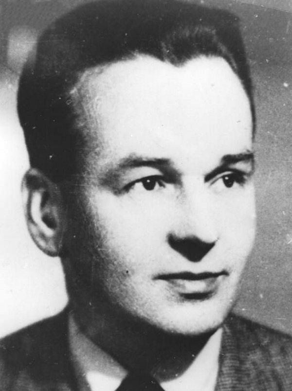 Rotmistrz Andrzej Prus-Bogusławski. Żródło: domena publiczna.