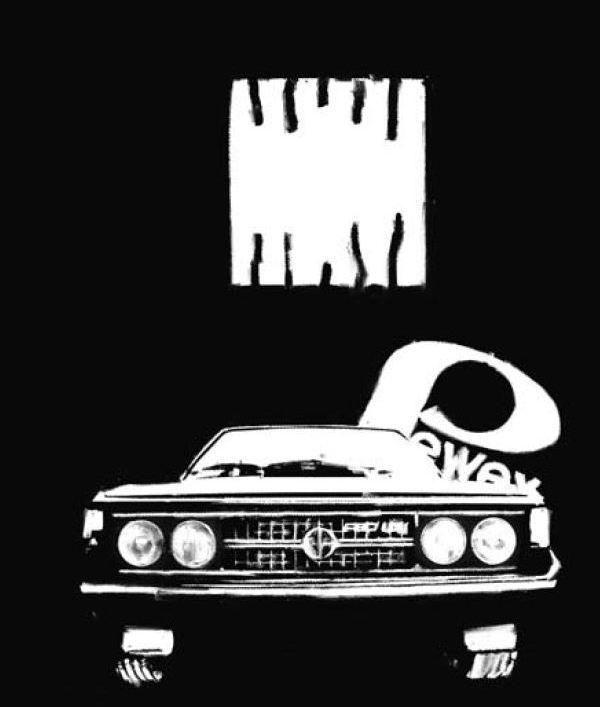 """Najmrodzki był prawdziwym mistrzem kierownicy oraz ekspertem w uciekaniu z więzienia. Na ilustracji rysunek z książki """"Przekręt. Najwięksi kanciarze PRL-u i III RP"""" (Znak Horyzont 2017)."""