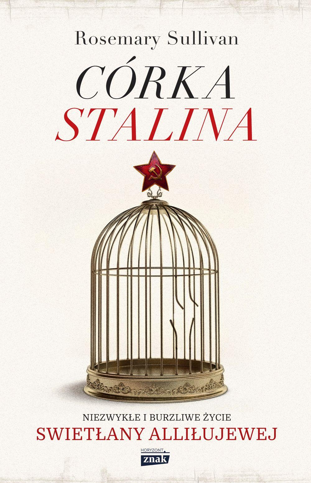 """Nagrodami w konkursie są trzy egzemplarze książki Rosemary Sullivan, zatytułowanej """"Córka Stalina. Niezwykłe i burzliwe życie Swietłany Alliłujewej"""" (Znak Horyzont 2017)."""