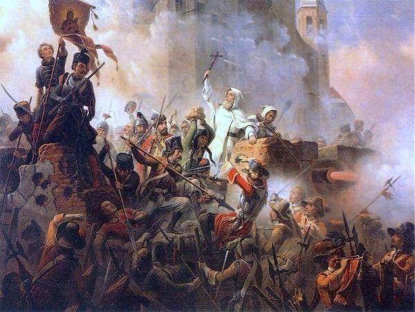 Heroiczny przeor w rzeczywistości oddał Jasną Górę pod protekcję Karola Gustawa.