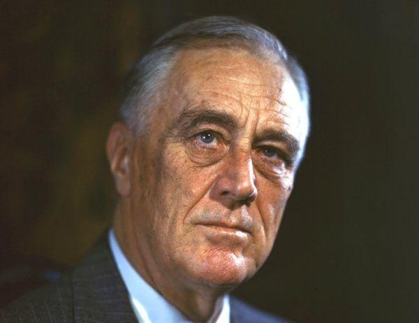 Jak potoczyłyby się losy świata, gdyby Franklin Delano Roosevelt zginął w 1933 roku? (zdj. FDR Presidential Library & Museum, lic. CC BY 2.0)