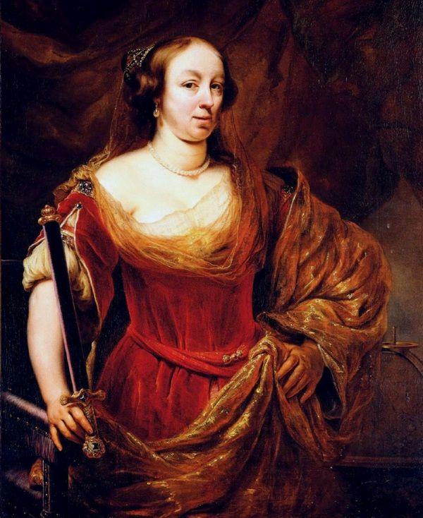 Ludwika Maria Gonzaga potrafiła bezbłędnie manipulować królem.