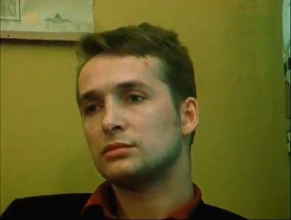 """Kochałem wszystkie kobiety - deklarował Kalibabka w wywiadzie. Pytany przez dziennikarzy, czy bił je również z miłości, deklarował: Były moje! (źródło: kadr z filmu """"Jerzy Julian Kalibabka. Znawca miłości"""", scenariusz i realizacja S. Auguścik, Poltel 1982)."""