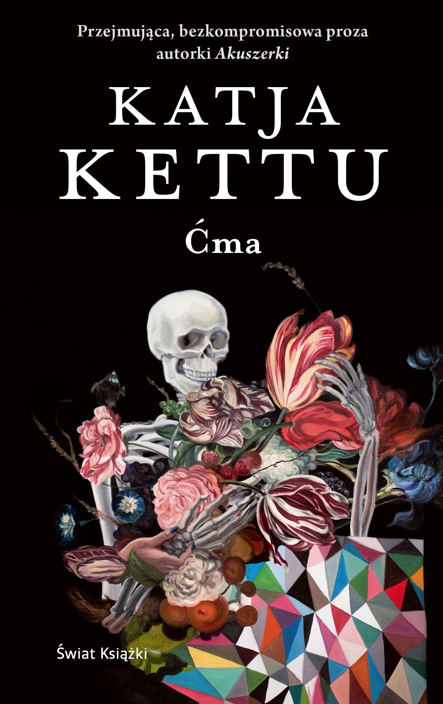 """Artykuł powstał między innymi w oparciu o książkę Katji Kettu """"Ćma"""", która ukazała się właśnie nakładem wydawnictwa Świat Książki."""