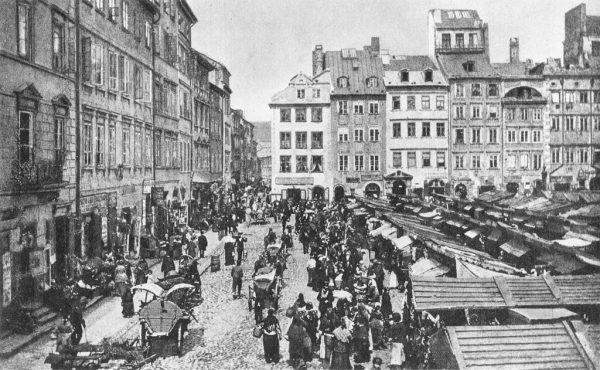 W XIX-wiecznej Warszawie o aborcji mówiło się i pisało niewiele. Za wykonanie zabiegu groziły jednak surowe kary, zarówno dla kobiety, która usunęła ciążę, jak i dla lekarza (źródło: domena publiczna).