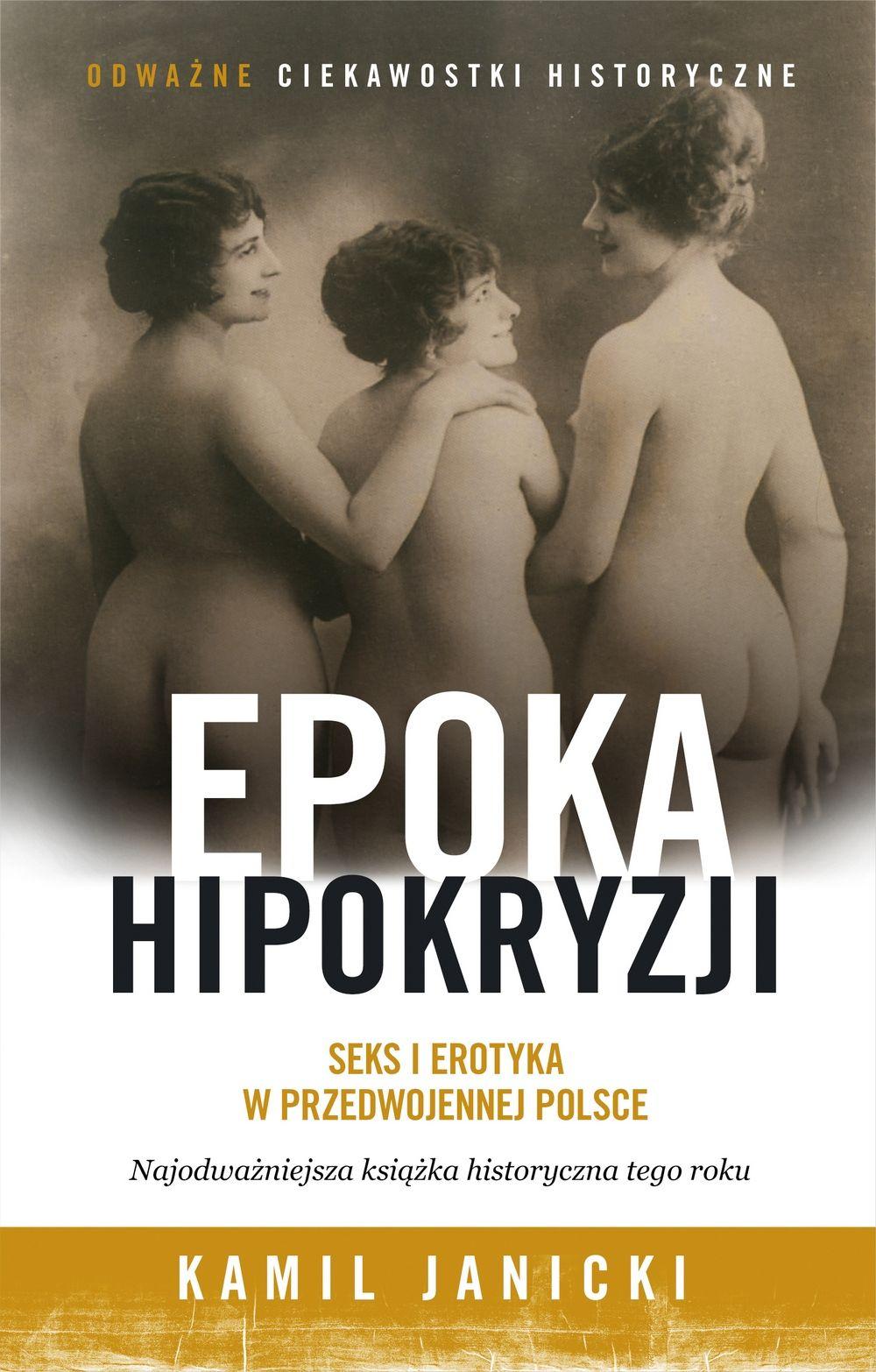 """Więcej o doktorze Kurkiewiczu oraz jego teoriach przeczytacie w naszej książce pod tytułem """"Epoka hipokryzji""""."""