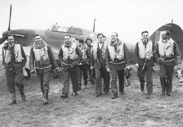 Piloci Dywizjonu 303 zaskakiwali brytyjskie dowództwo.