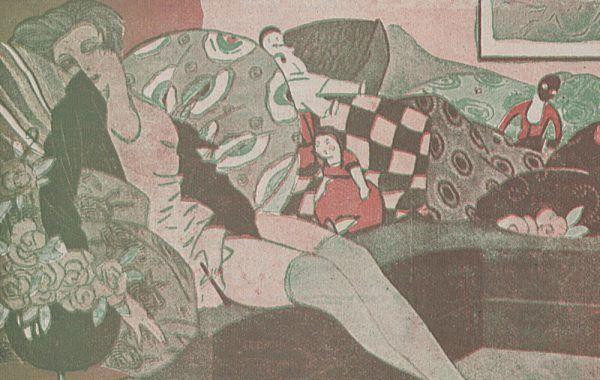 Doktor Kurkiewicz poświęcił całe dorosłe życie badaniom seksualności swoich rodaków (źródło: domena publiczna).