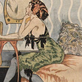 Niby Stanisław Kurkiewicz potępiał autoerotyzm, ale jego praca sprzed ponad 100 lat brzmią niczym szczegółowy instruktaż (źródło: domena publiczna).