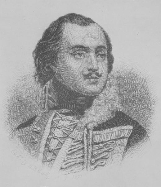 Oskarżony o królobójstwo Kazimierz Pułaski nie mógł znaleźć zatrudnienia na żadnym europejskim dworze.