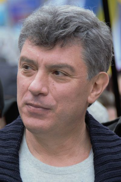 Borys Niemcow - jedna z ostatnich ofiar Putina.