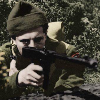W czasie walk we Włoszech żołnierze generała Andersa stoczyli wiele krwawych bitew.