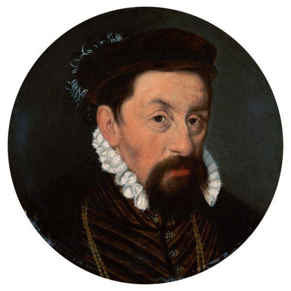 Cesarz Maksymilian II zamknął Stefana na ponad rok w... gospodzie. Batory miał mu się odgryźć kilka lat później, sprzątając mu polską koronę sprzed nosa.