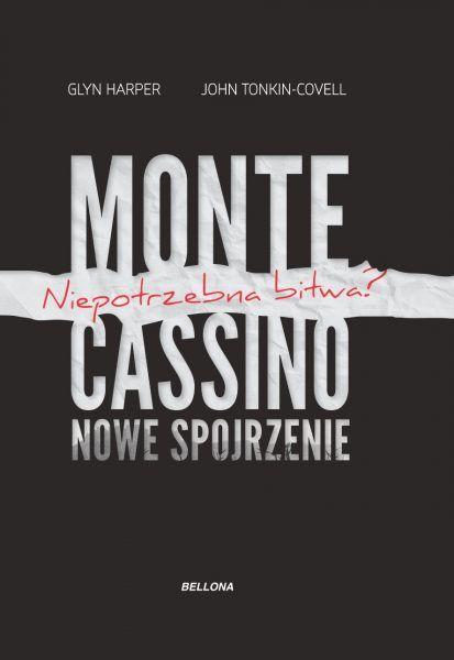 """Artykuł powstał między innymi w oparciu o książkę Harpera Glyna i Johna Tonkina Covella pod tytułem """"Monte Cassino - nowe spojrzenie, niepotrzebna bitwa?"""" (Wydawnictwo Bellona 2017)."""