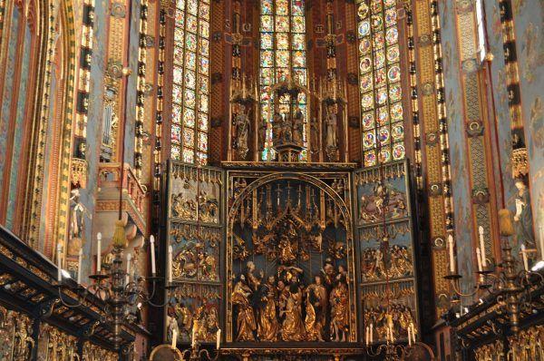 Karol Estreicher za punkt honoru postawił sobie ocalenie przed grabieżą ołtarza Wita Stwosza.