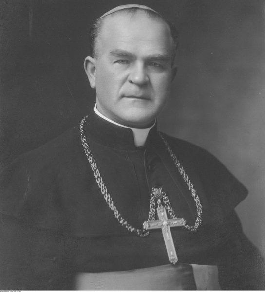 """Ks. bp Ignacy Dubowski. Czy to on opiekował się """"Chrztem"""" w czasie I wojny światowej?"""