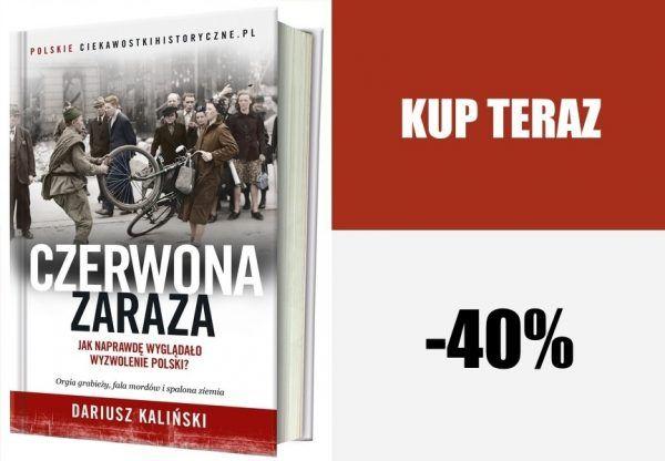 Tylko pierwsze 100 osób może kupić książkę aż 40% taniej!