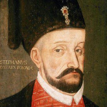 Portret Stefana Batorego z Muzeum Czartoryskich.