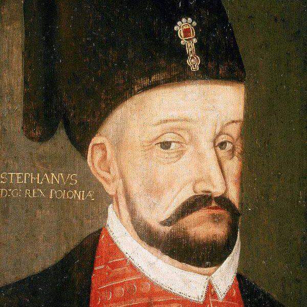 Stefan Batory. (XVI XVII)