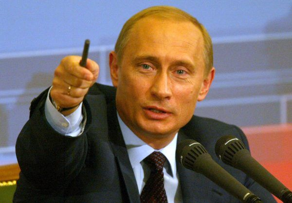 Jeśli Putin wskaże ofiarę, jej śmierć to tylko kwestia czasu.
