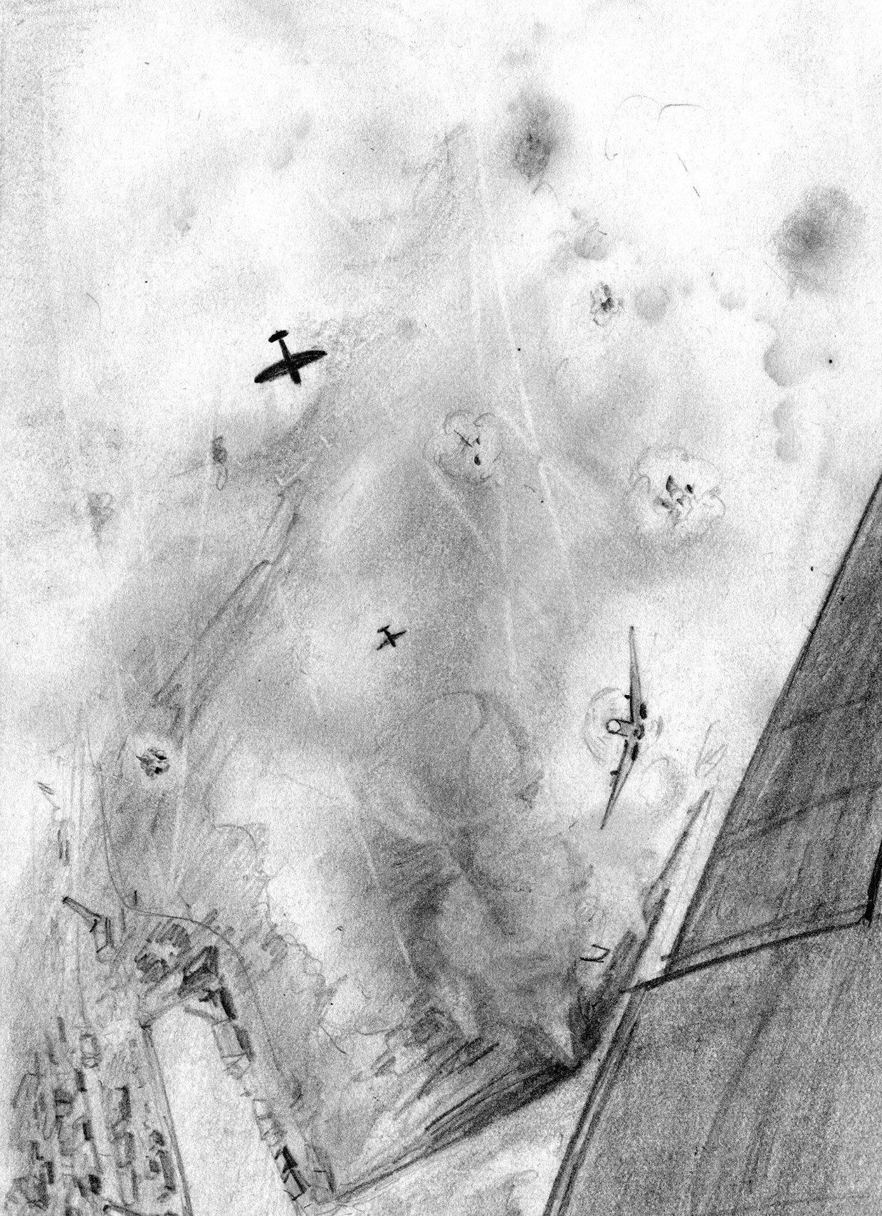 W czasie bitwy nad Gandawą polscy piloci mocno przetrzepali skórę Niemcom. Zestrzelili na pewno 18,5 samolotów Luftwaffe, 1 prawdopodobne oraz uszkodzili 5 kolejnych.