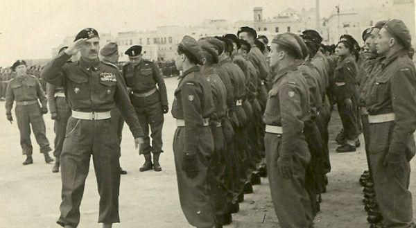 Czy da się werbować żołnierzy na froncie? Generał Anders wierzył, że tak.
