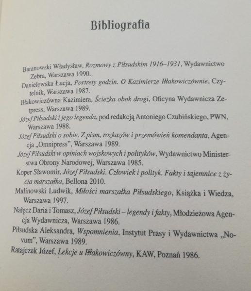 Bibliografia jednej z książek Iwony Kienzler. Pełna bibliografia.