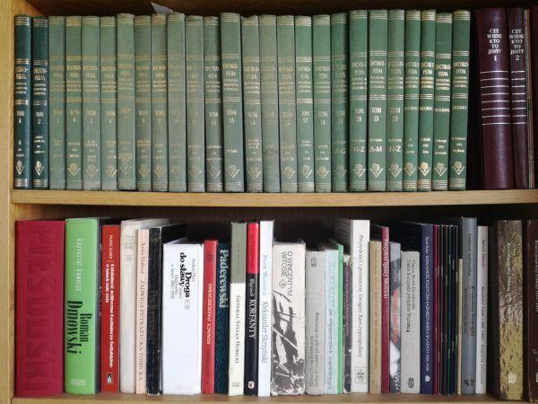 Encyklopedia wydawnictwa Gutenberga. Ale tylko te przydatne tomy...