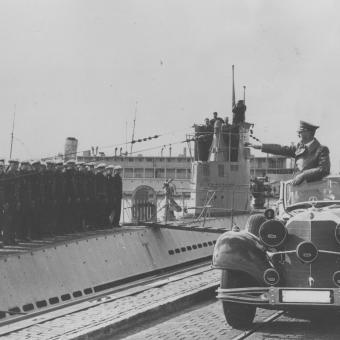 Niewielu z hitlerowskich marynarzy pływających pod wodą zostało należycie ukaranych po wojnie.