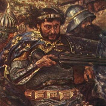 Czy najsłynniejszy polski rycerz walczył tylko dla polskiego władcy?